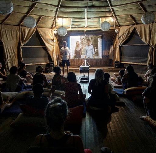 Sinema Yoga Faruk Kurtuluş
