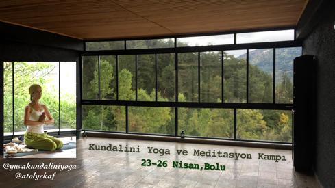 Baharda Nefesle Uyanmak - Kundalini Yoga ve Meditasyon Kampı