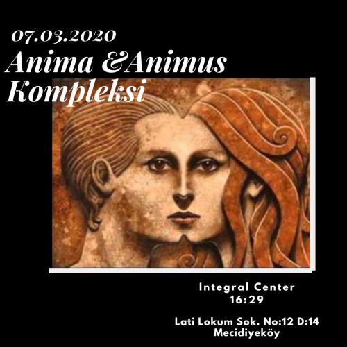 Anima&Animus Kompleksi Gelişimi
