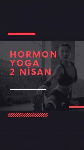 Hormon Yoga İlknur Çamlık