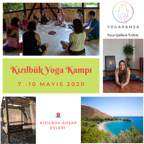 Kızılbük Yoga Kampı