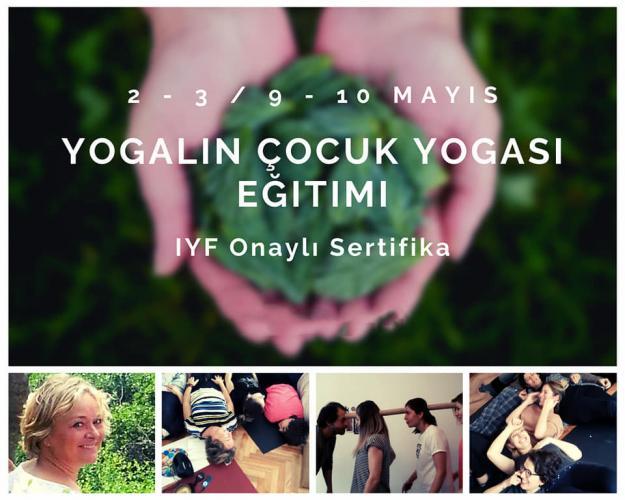 Yogalin Çocuk Yogası Uzmanlaşma Programı