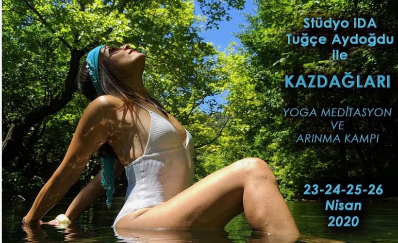 Yoga, Meditasyon ve Arınma Kampı
