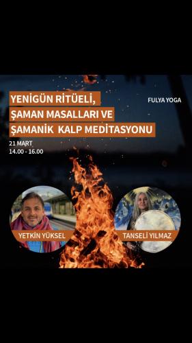Yenigün Ritüeli, Şaman Masalları Ve Şamanik Kalp Meditasyonu