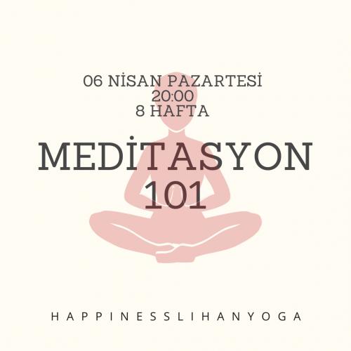 Meditasyon 101 Neslihan Gül