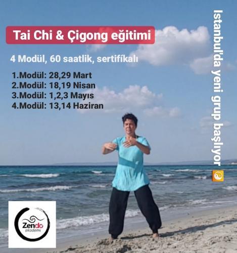Tai Chi Qigong Temelleri Eğitimi, Bahar Dönemi Başak Arpacıoğlu