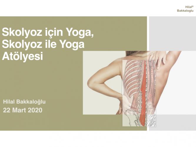 Skolyoz ve Yoga Atölyesi Hilal Bakkaloğlu