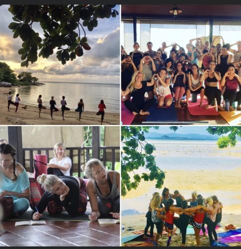 200 saat Yoga Alliance Eğitmenlik Sertifika Programı