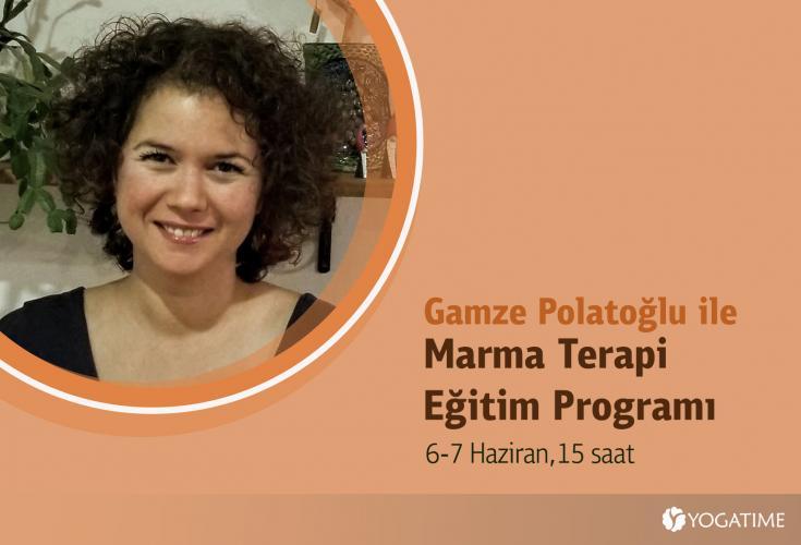 Marma Terapi Eğitim Programı Gamze Polatoğlu Bozacı