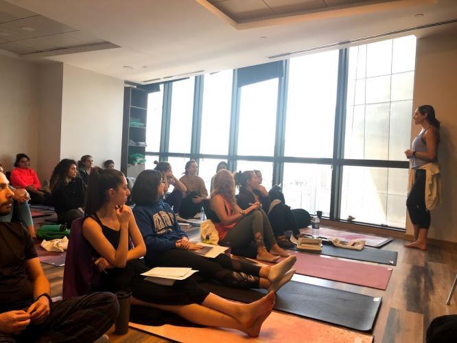 Seda Günaltay 200 saat Yoga Alliance onaylı Yoga Eğitmenlik Eğitimi Se
