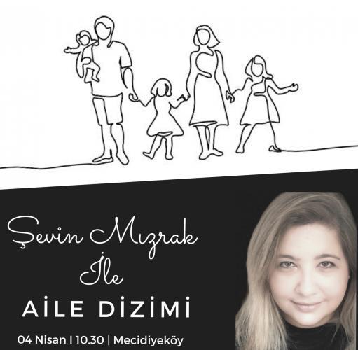 Şevin Mızrak ile Aile Dizimi ( Konstelasyon) Çalışması