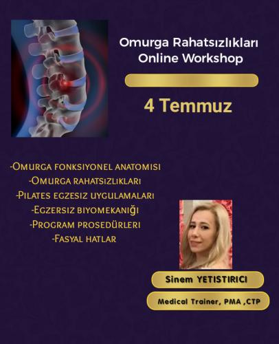 Omurga Hastalıkları ve Pilates