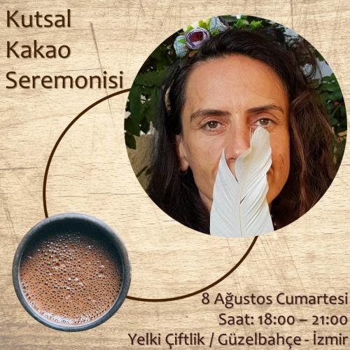 Jülide Tunaseli ile Kakao Seremonisi - Aşk'ta Bir