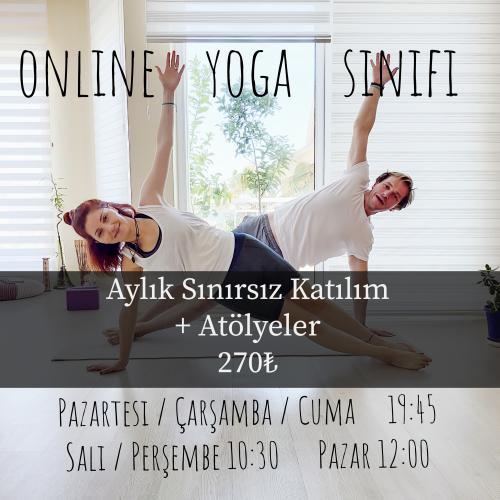 Yoga & Nefes & Farkındalık ve Meditasyon