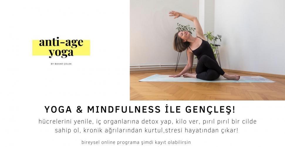 Anti-age Yoga Bahar Çolak