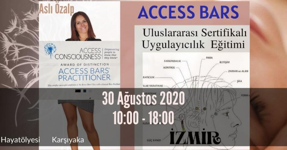 Access Bars Uluslararası Sertifikalı Uygulayıcılık Eğitimi