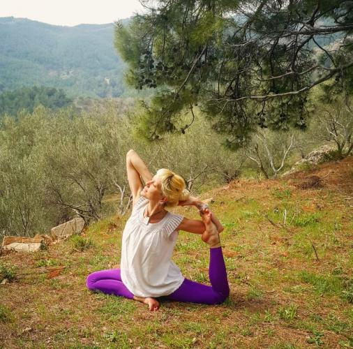 Yoga ve Pilates Seansları