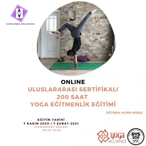 Yoga Alliance Onaylı Yoga Uzmanlığı Uluslararası Sertifika Programı Al