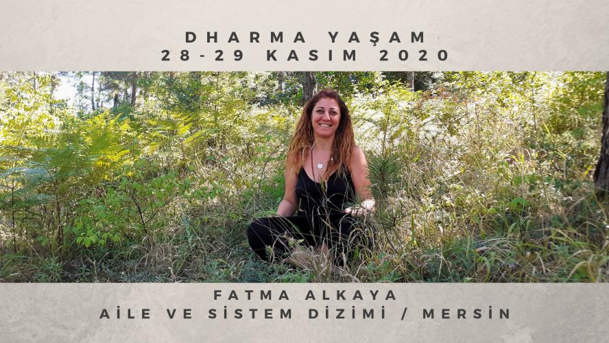 Fatma Alkaya ile Aile ve Sistem Dizimi