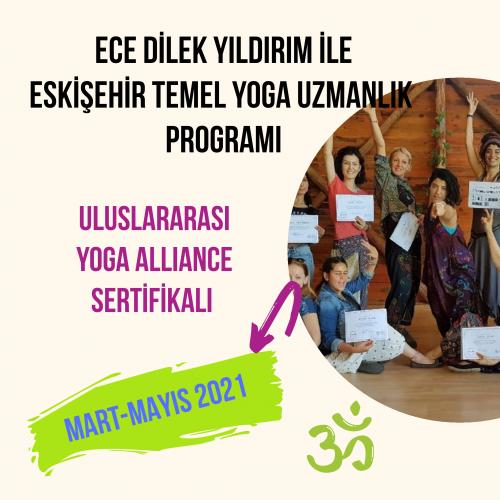 Temel Yoga Uzmanlık Programı