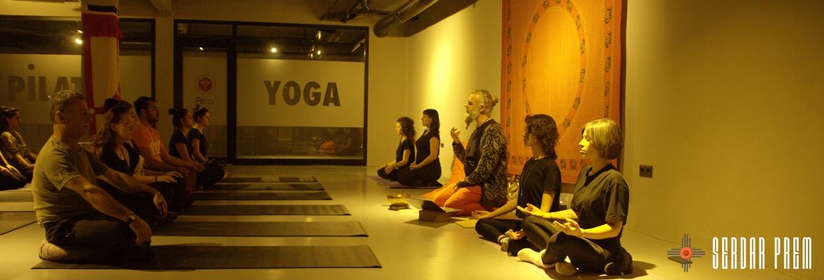 Serdar Prem ile Meditasyonun Temelleri - Yacep Sertifikalı