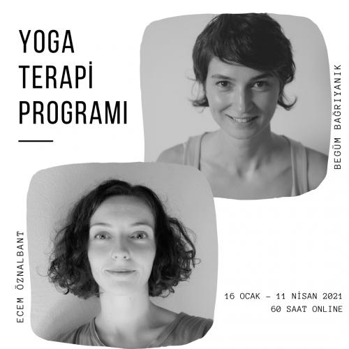 Begüm Bağrıyanık & Ecem Öznalbant ile Yoga Terapi Programı Begüm Bağrı