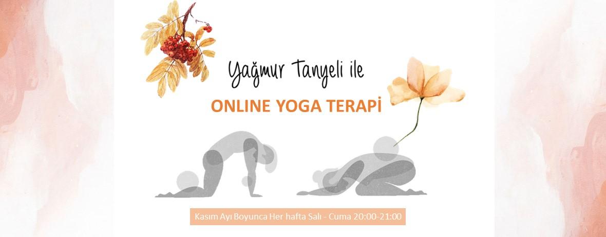 Yoga Terapi Yağmur Hazal Tanyeli