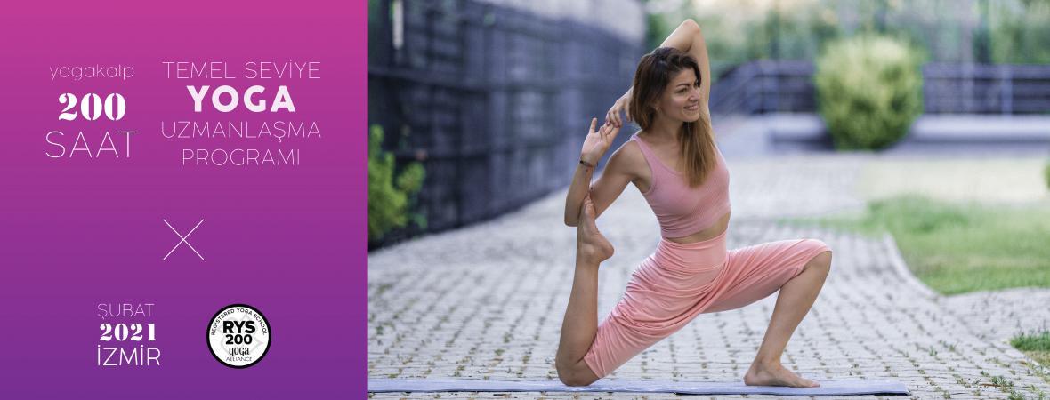 200 Saat Yoga Alliance Onaylı Temel Seviye Uzmanlık Programı