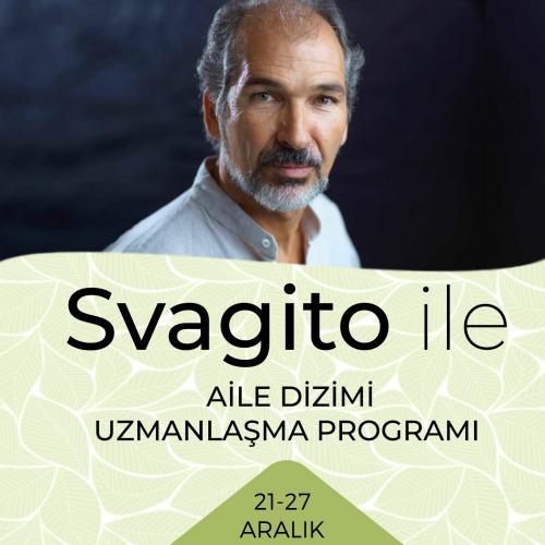 Svagito ile Aile Dizimi Uzmanlaşma Programı 1. Aşama