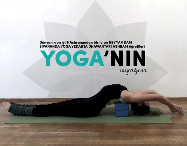 200 Saat Yoga Uzmanlık Programı -Yoga Alliance