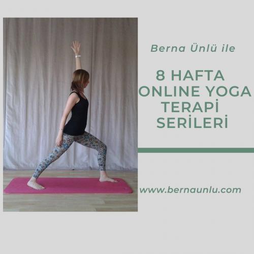 8 Hafta Online Yoga Terapi Serileri