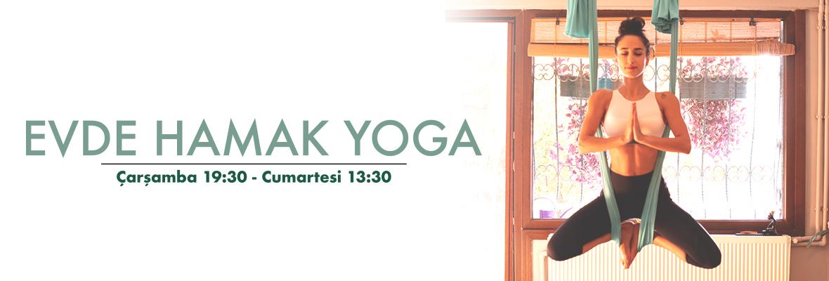 Herkes İçin Evde Hamak Yoga