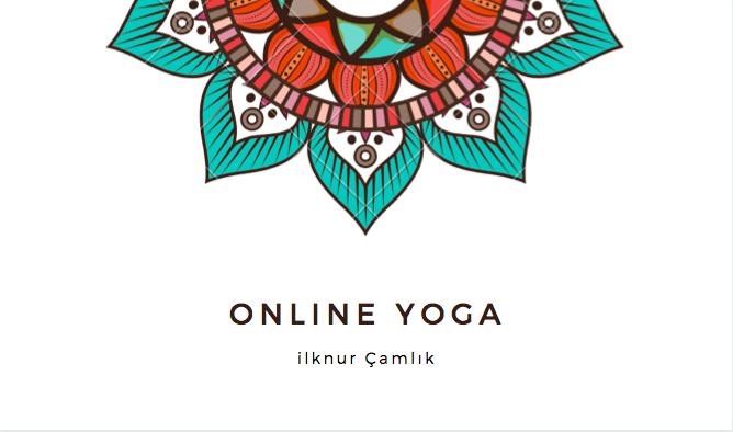 Online Yoga İlknur Çamlık