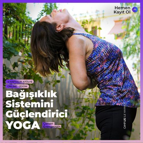 Bağışıklık Sistemini Güçlendirici Yoga