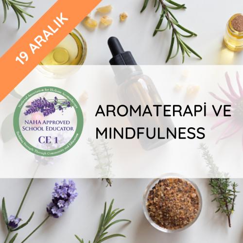 Stres ile Baş Etme Yolları : Aromaterapi ve Mindfulness Programı Ayşın