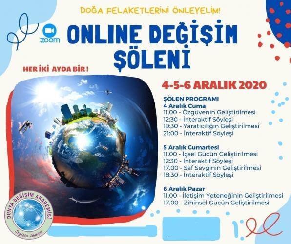 Online Değişim Şöleni