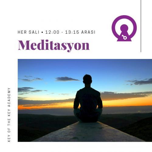 Salı Meditasyon Buluşmaları