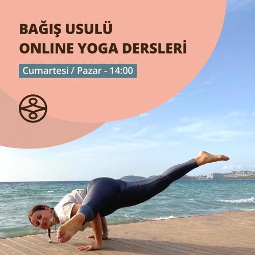 Bağış Usulü Online Yoga Dersleri