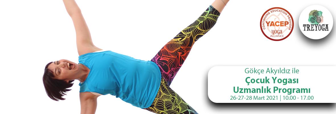 Yoga Alliance Onaylı Çocuk Yogası Uzmanlık Programı