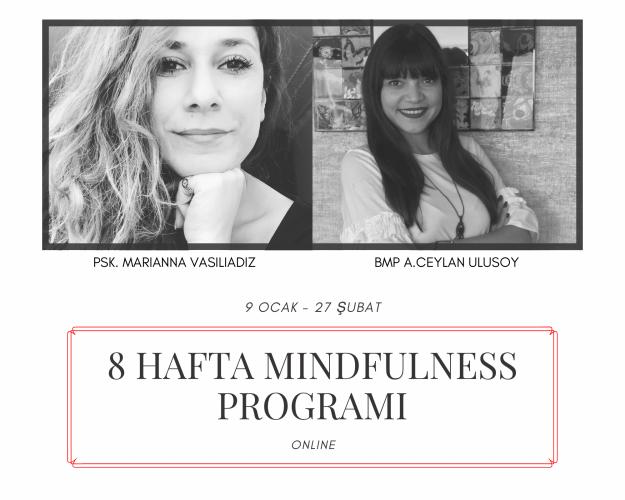 8 Hafta Mindfulness Programı