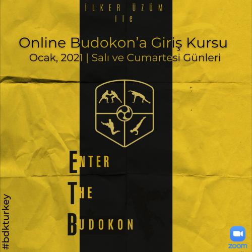 Budokon® Giriş / Enter The Budokon®