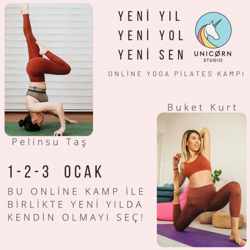Yeni Yıl Yeni Yol Yeni Sen Online Yoga Ve Pilates Buluşması