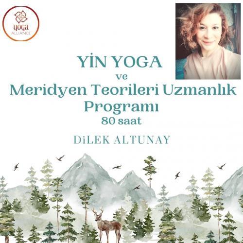 Yin Yoga ve Meridyen Teorileri Uzmanlık Sertifika Programı Dilek Altun