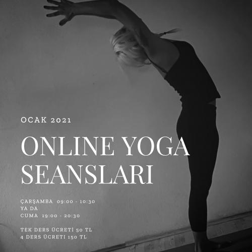 Yoga Seansları