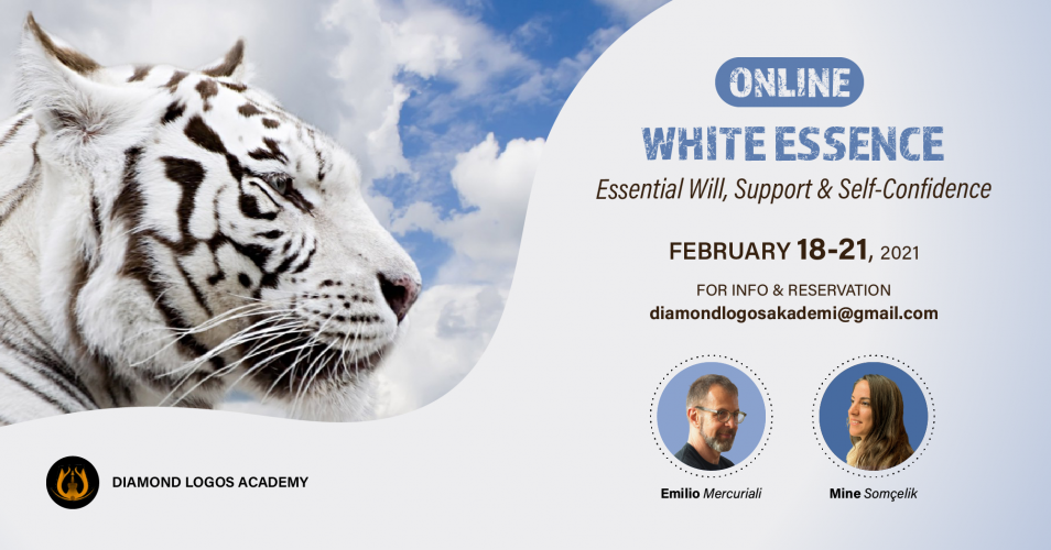 White Essence: Essential Will, Support & Self-Confidence