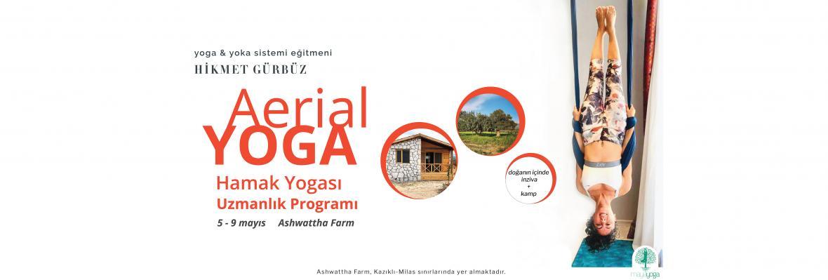 Aerial Yoga Uzmanlaşma Programı