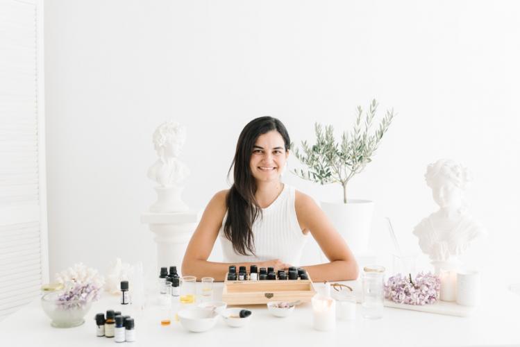 Aromaterapi Atölyesi Aslı Taşdemiroğlu