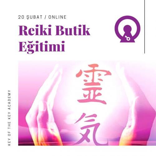Reiki Butik Programı