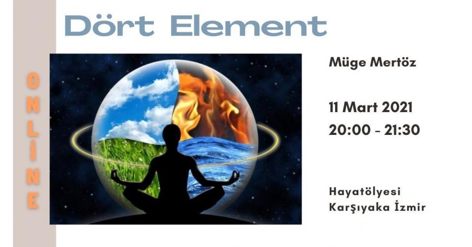 Astrolojide Dört Element
