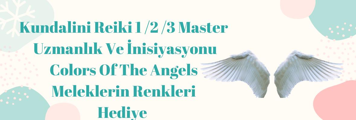 Kundalini Reiki 1/2/3 Master Uzmanlık Ve İnisiyasyonu